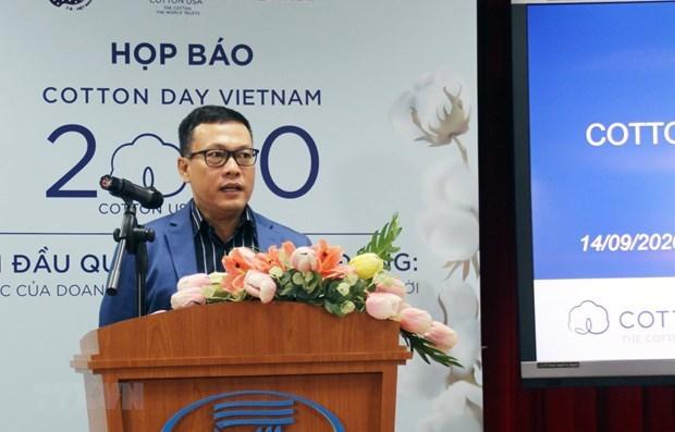 День хлопка 2020 для продвижения торгового обмена между Вьетнамом и США hinh anh 1
