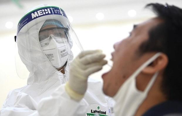 В течение 14 днеи подряд во Вьетнаме не было зарегистрировано ни одного случая COVID-19 в обществе hinh anh 1
