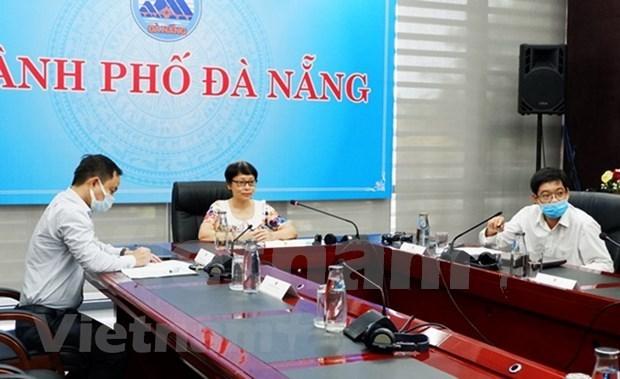 Дананг и чешскии город укрепляют дружбу и сотрудничество hinh anh 1