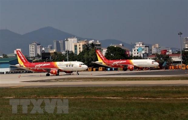 3 аэропорта в центральном регионе приостановят работу из-за шторма Ноул hinh anh 1
