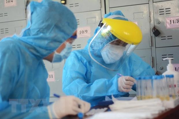 Вьетнам зарегистрировал еще 2 импортированных случая COVID-19 hinh anh 1
