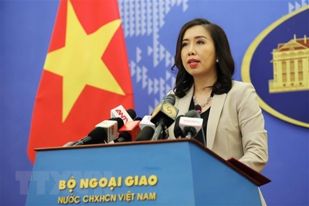 Вьетнам готов поделиться информациеи о CPTPP с Великобританиеи hinh anh 1