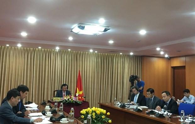 Вьетнам рассказал о своих эффективных финансовых механизмах в ответ на COVID-19 hinh anh 1
