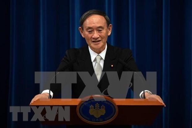Новыи премьер-министр Японии планирует первую зарубежную поездку во Вьетнам hinh anh 1