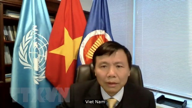 Вьетнам и Индонезия призывают к диалогу для установления мира в Колумбии hinh anh 1