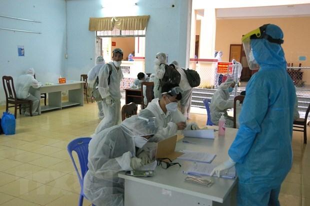 Во Вьетнаме был обнаружен еще 2 новых импортированных случая COVID-19 hinh anh 1