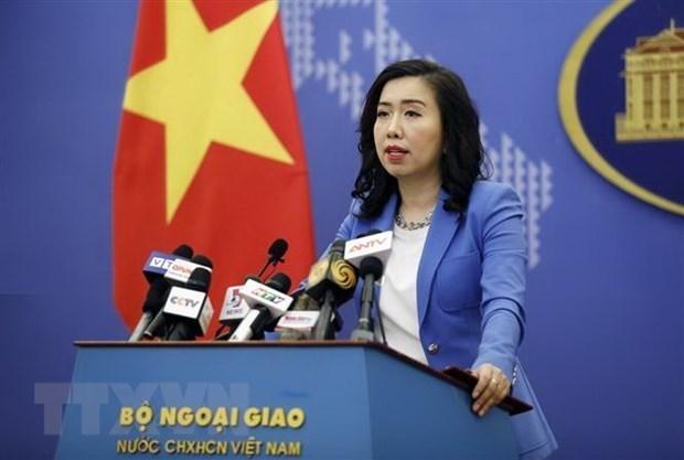 """Вьетнам протестует против создания так называемого """"города Саньша"""" hinh anh 1"""