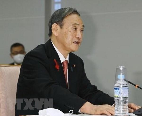Визит премьер-министра Японии во Вьетнам укрепит двусторонние отношения hinh anh 1