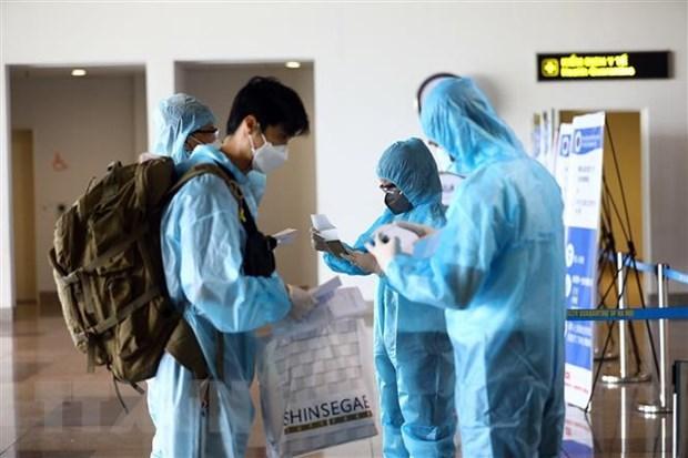 На утро 20 октября Вьетнам продолжает не зафиксировать новых случаев COVID-19 в обществе hinh anh 1