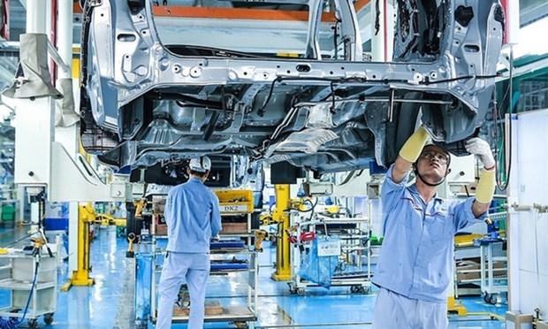 Министерство предлагает дополнительную политику поддержки промышленного сектора hinh anh 1