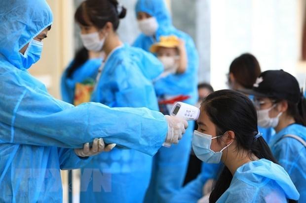 В течение 51 дня подряд во Вьетнаме не было зарегистрировано ни одного случая COVID-19 в обществе hinh anh 1