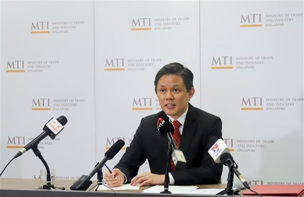 Сингапур скоро ратифицирует соглашение о ВРЭП hinh anh 1