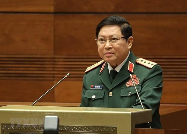 Вьетнам и Камбоджа наращивают оборонное сотрудничество hinh anh 1