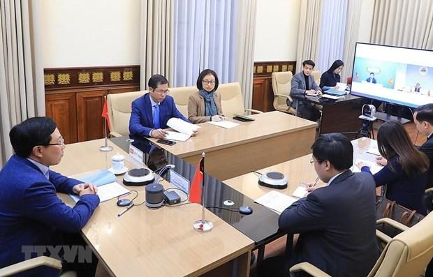 Вьетнам и Восточныи Тимор сохранят взаимную поддержку на региональных и международных форумах hinh anh 1