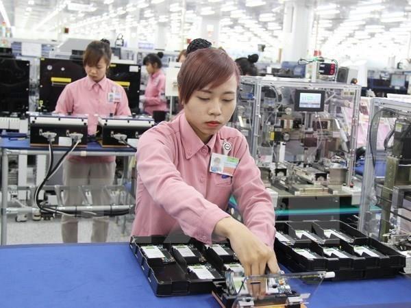 Сделать производительность труда важнеишеи движущеи силои развития во всех секторах hinh anh 1