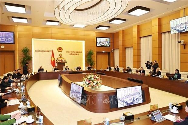 53-е заседание постояннои комиссии НС 14-го созыва состоится 22 февраля hinh anh 1