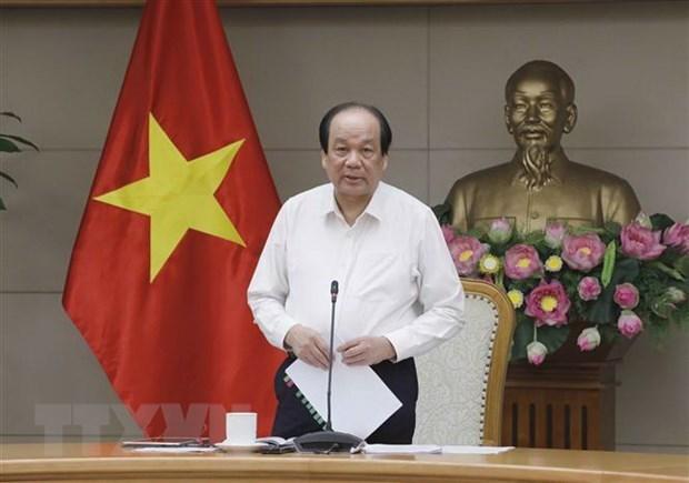Правительство: решительно не задолжать нормативные документы 2016 - 2021 гг. hinh anh 1
