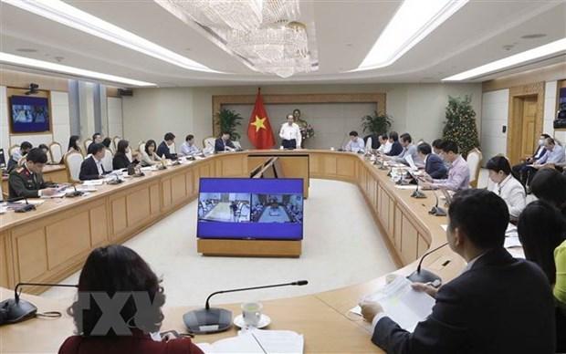 Правительство: решительно не задолжать нормативные документы 2016 - 2021 гг. hinh anh 2