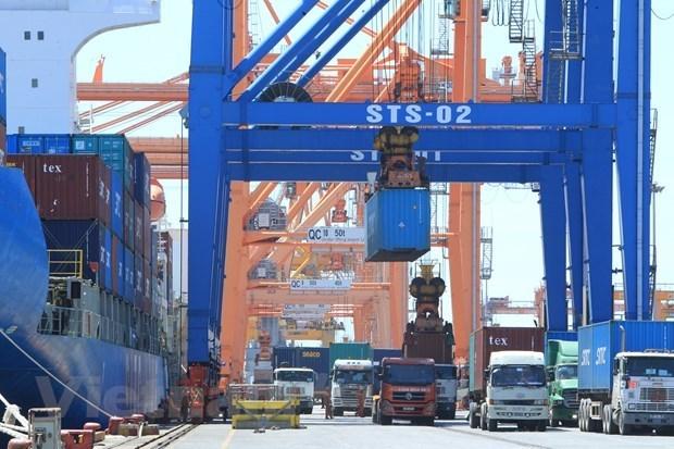 Положительное сальдо торгового баланса Вьетнама за 2 месяца увеличилось на 1,29 млрд. долл. США hinh anh 1