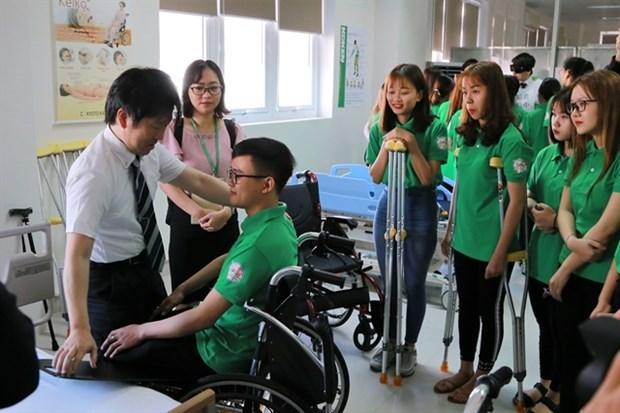 Японскии бизнес наладит связи с местными университетами hinh anh 1