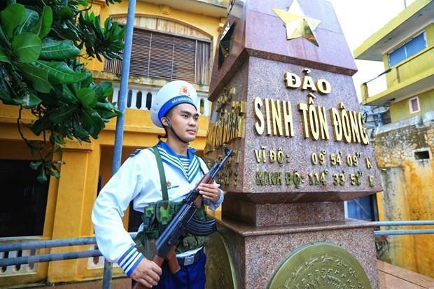Общественное мнение осуждает нарушения международного права Китая в Восточном море hinh anh 1