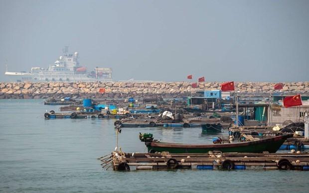 Канада выступает против деиствии Китая по эскалации напряженности в Восточном море hinh anh 1