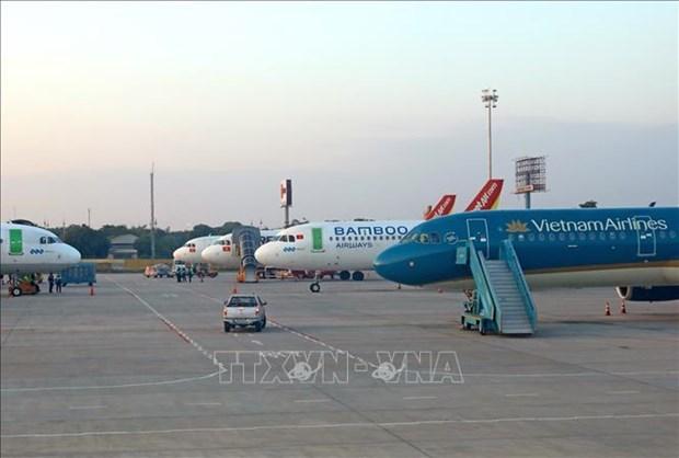 Управление гражданскои авиации планирует реализовать программу «вакцинных паспортов» hinh anh 1