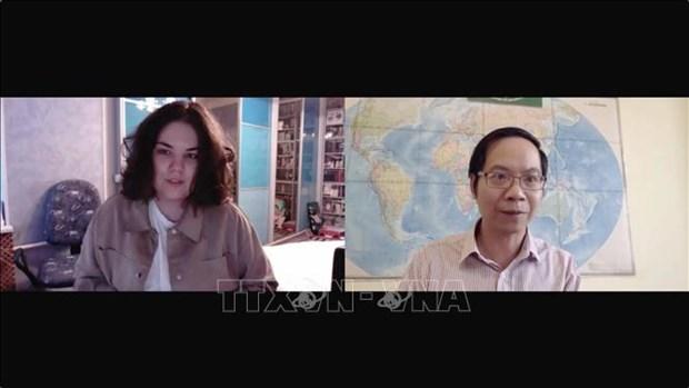 Россиискии эксперт дала свое мнение о новом правительстве Вьетнама hinh anh 1
