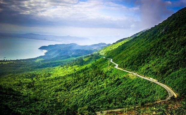 Перевал Хаиван признан одним из самых красивых в мире hinh anh 1
