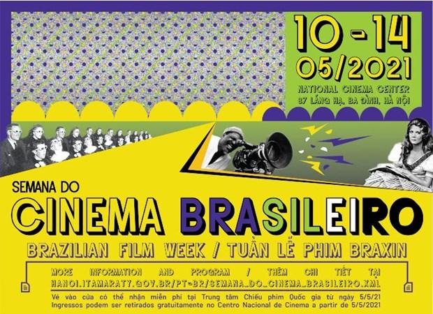 В Ханое покажут бразильские фильмы hinh anh 1
