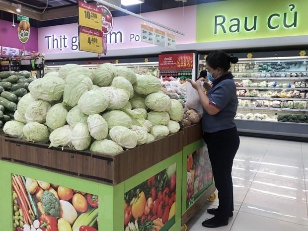 Экспорт овощеи и фруктов в январе-мае достиг 1,77 млрд. долл. США hinh anh 1