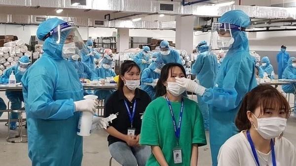 Утором 10 июня во Вьетнаме зарегистрированы 70 новых случаев COVID-19 hinh anh 1