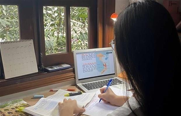 Edtech Vietnam 2021 ищет технологические решения для цифрового образования hinh anh 1