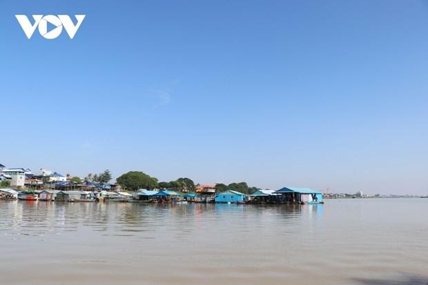 Очередная пресс-конференция МИДа: пристальныи мониторинг положения вьетнамскои общины в Камбодже hinh anh 1