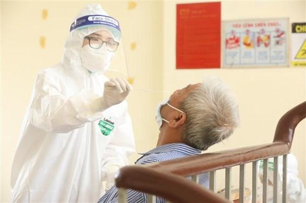 В полдень 10 июня Вьетнам выявил 88 новых случаев COVID-19 hinh anh 1