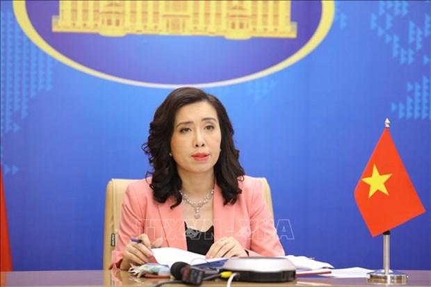 Очередная пресс-конференция МИДа: Вьетнам продолжит поиск источников вакцины, чтобы диверсифицировать поставки hinh anh 1