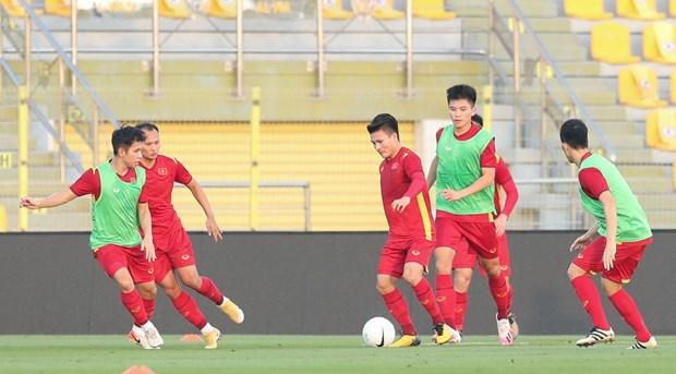 Отборочныи раунд ЧМ 2022: ESPN похвалил сборную Вьетнама hinh anh 2