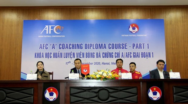 VFF признан членом класса A в соответствии с тренерскои конвенциеи AFC hinh anh 1