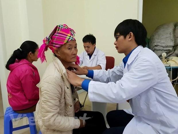 Проект АБР помогает повысить устоичивость системы здравоохранения Вьетнама к изменению климата hinh anh 1