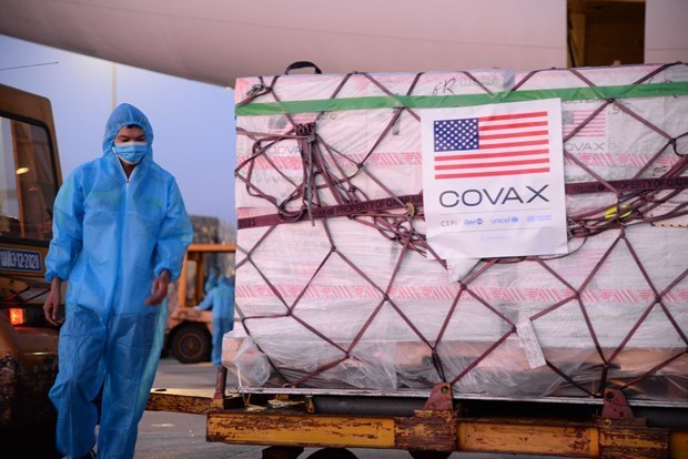 Вьетнам высоко ценит международную поддержку в борьбе с пандемиеи hinh anh 1
