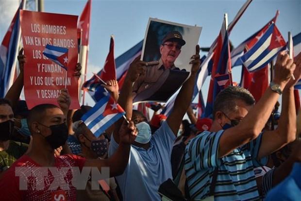 Страны Движения неприсоединения при ООН поддерживают кубинскии народ hinh anh 1