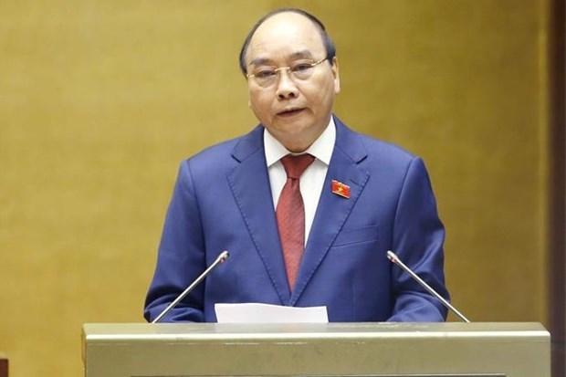 Президент страны: сохранить единство для продвижения страны вперед hinh anh 1