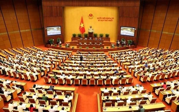Законодатели обсудят две важные национальные целевые программы hinh anh 1
