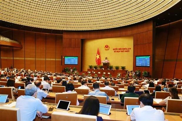 НС утвердило резолюцию о балансе государственного бюджета на 2019 год hinh anh 1