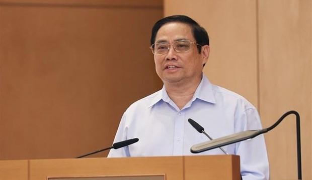 Премьер-министр обещает построить инновационное, прозрачное и эффективное правительство hinh anh 1