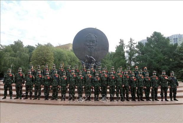 Вьетнам запустит трехъязычныи саит армеиских игр hinh anh 2