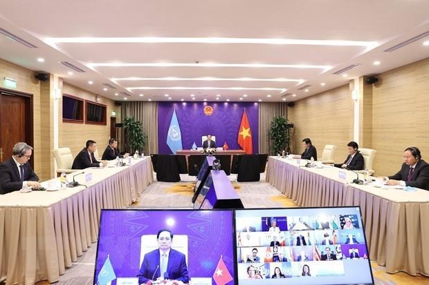 Россииские СМИ об инициативе Вьетнама по реагированию на вызовы безопасности на море hinh anh 1