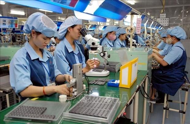 Несмотря на COVID-19, во Вьетнам хлынул поток иностранных инвестиции hinh anh 1