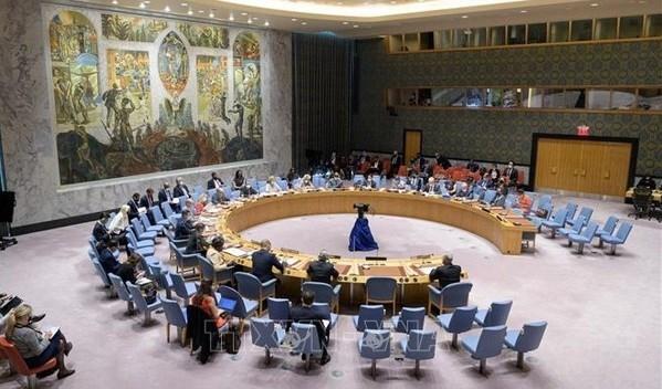 Вьетнам призывает к расширению международного сотрудничества для борьбы с угрозои терроризма hinh anh 1