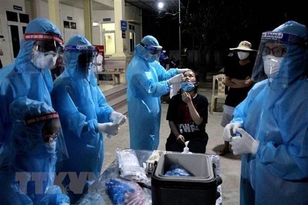 ВБ и Япония выделили 2,75 млн. долл. США Вьетнаму на повышение его способности бороться с эпидемиеи hinh anh 1